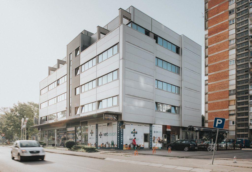 Zgrada Sopot